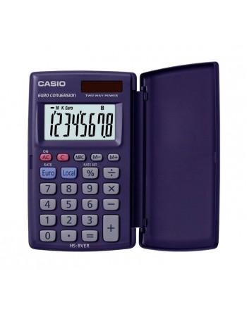 CASIO CALCULADORA BOLSILLO 8 DIG CS1399 - HS-8VER