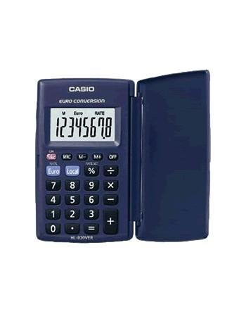 CASIO CALCULADORA BOLSILLO HL-820 VER - HL-820VER