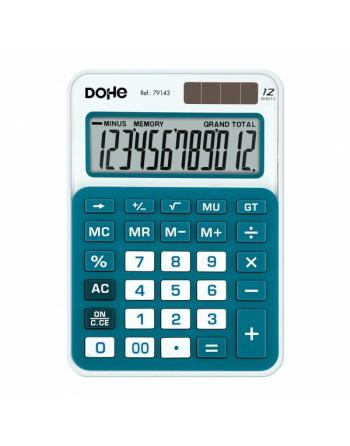 MTL CALCULADORA MEDIANA 145X104X26 MM. AZUL - 79132
