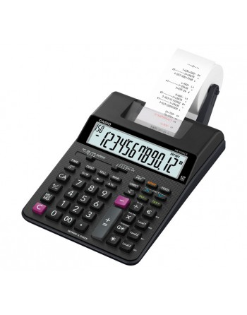 CASIO CALCULADORA IMPRESORA 12 DIG HR150RCE CS1411 - HR-150RCE