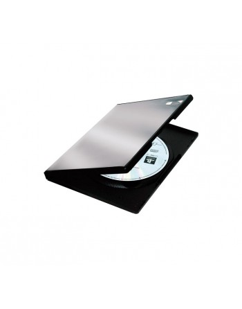 FELLOWES PACK 5 S DVD NEGRO - 83357