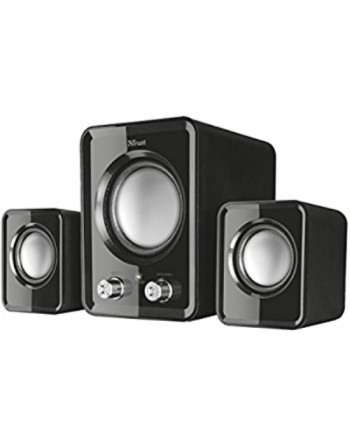 NGS - ALTAVOZ CON DOBLE SUBWOOFER - 200W - RADIO FM - BT - USB - AUX IN - LEDS - SKYHOME