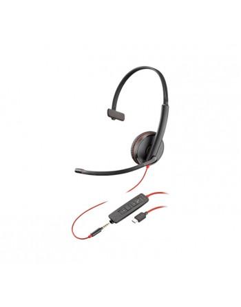PLANTRONICS AURI CABLE BLACKWIRE C3215 USB C - 209750-101