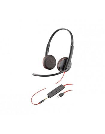 PLANTRONICS AURI CABLE BLACKWIRE C3225 USB C - 209751-101