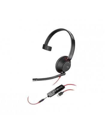 PLANTRONICS AURICULAR BLACKWIRE 5210 USB A MONO. - 207577-01