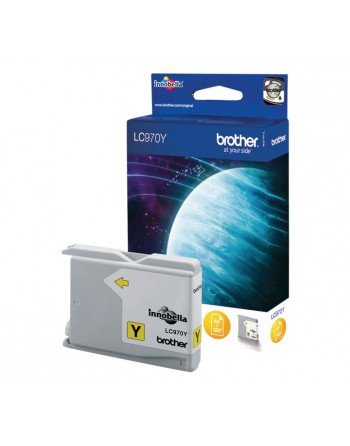 BROTHER INKJET AMARILLO ORIGINAL LC-970Y - LC-970Y / LC970Y