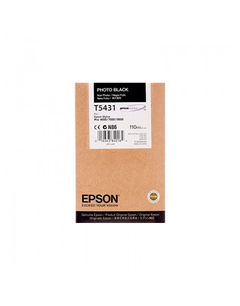 EPSON INKJET CIAN CLARO ORIGINAL - C13T543500