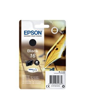 EPSON CARTUCHO INYECCION TINTA NEGRO C13T16214010 - C13T16214010 / C13T16214012 / Nº16
