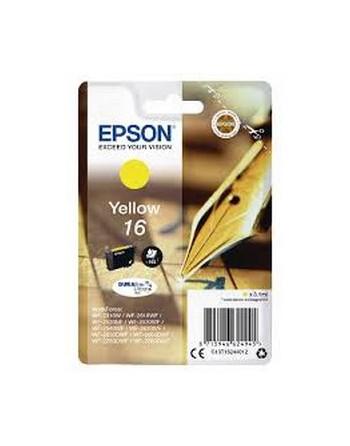 EPSON CARTUCHO INYECCION AMARILLO C13T16244010 - C13T16244010 / C13T16244012 / Nº16