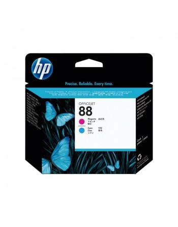 HP CABEZAL INKJET CIAN/MAGENTA ORIGINAL C9382AE. - C9382AE / Nº88
