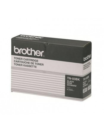 BROTHER TONER NEGRO ORIGINAL - TN03BK
