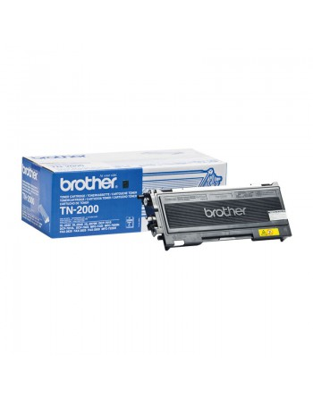 BROTHER TONER NEGRO ORIGINAL TN2000 - TN2000 / TN-2000