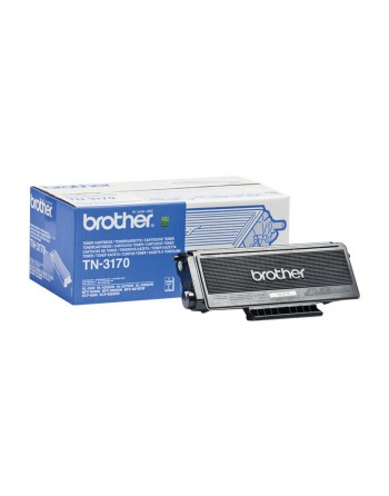 BROTHER TONER NEGRO ORIGINAL TN3170 - TN3170 / TN-3170