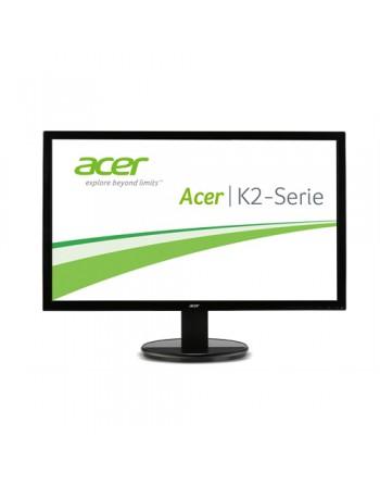 Acer K242HLBD - MONITOR LED - 24 PULG - 1920 X 1080 - TN - 250 CD/M2 - 100000000:1 (DINáMICO) - 5 MS - DVI, VGA - NEGRO BRILLAN