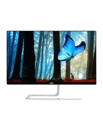AOC STYLE - MONITOR LCD - FULL HD (1080P) - 23.8 PULG - 1920 X 1080 FULL HD - AH-IPS - 250 CD/M2 - 1000:1 - 4 MS - 2XHDMI - VGA