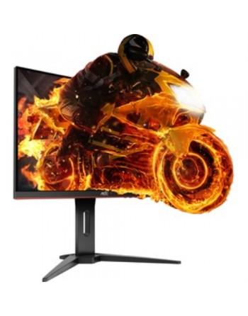 AOC MONITOR PROFESIONAL LCD-24 PULG AJUSTABLE EN ALTURA-1920X1200 - IPS - 300CD/M2 - 1000:1 - 6 MS - DP, HDMI, DVI-D, VGA, DISPL