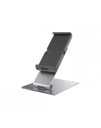 DURABLE SOPORTE TABLET SOBREMESA PLATA - 8930-23