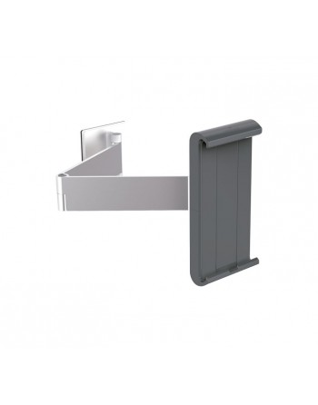DURABLE SOPORTE TABLET PARED PLATA - 8934-23