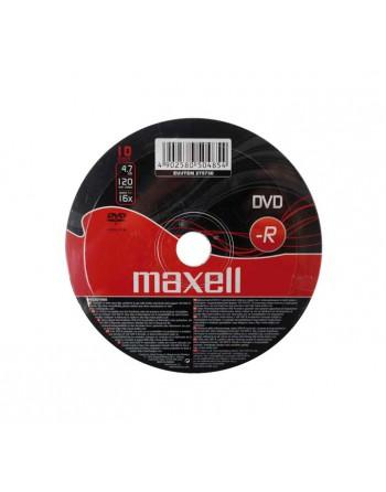 MAXELL BOBINA 10UN DVD-R 4,7GB 16X - 275730