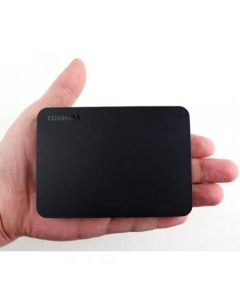 TOSHIBA DISCO DURO CANVIO BASICS 2.5 PULG 1TB NG - HDTB410EK3AA