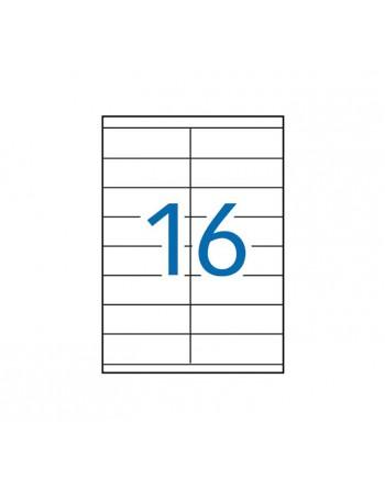 APLI BLISTER 100H ETIQUETAS RECICLA105X35 - 12064