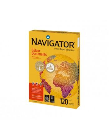 NAVIGATOR PACK 500 HOJAS PAPEL 120 GR A3 COLOUR DOCUMENT - NAV120A3