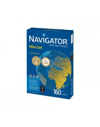 NAVIGATOR PACK 250H PAPEL A3 OFFICE CARD 160 GR - NAV160A3