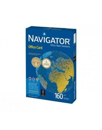 NAVIGATOR PACK 250 HOJAS PAPEL A4 OFFICE CARD 160 GR - 0010CE
