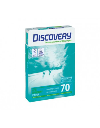 DISCOVERY 5 PAQUETE 500H A4 PAPEL 70G 0413HD - DSC70A4