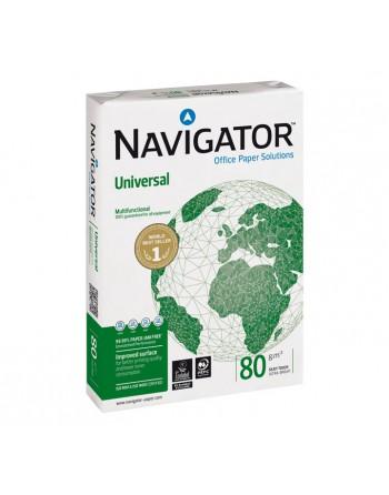 NAVIGATOR 5 PAQUETE 500H UNIVERSAL A4 80G - 140344