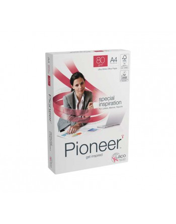 PIONEER PAQUETE 500H SPECIAL INSPIRATION A4 80GR - 2418.1