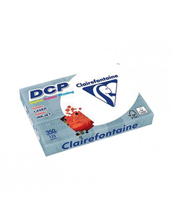 CLAIREFONTAINE PACK 125H PAPEL DCP A4 350GR - 3806C