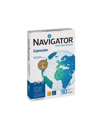 NAVIGATOR PACK 500H PAPEL EXPRESSION A4 90G - NAV A4 90GR