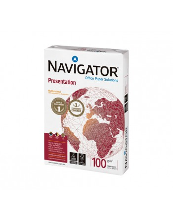 NAVIGATOR PACK 500H PAPEL A3 PRESENTATION 100GR - 108811
