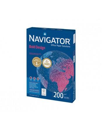 NAVIGATOR PACK 150H PAPEL BOLD DESIGN A4 200GR - BOLD DESIGNA4