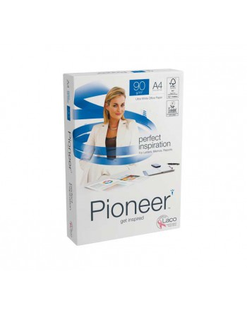 PIONEER PACK 500H PAPEL BLANCO PERFECT INSPIRATION A4 90GR - 2418.14