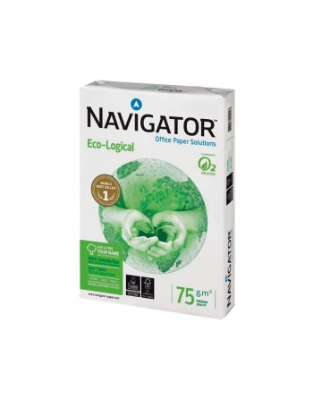 NAVIGATOR PACK 500H PAPEL ECO-LOGICAL A3 75G 2360PW - 108804