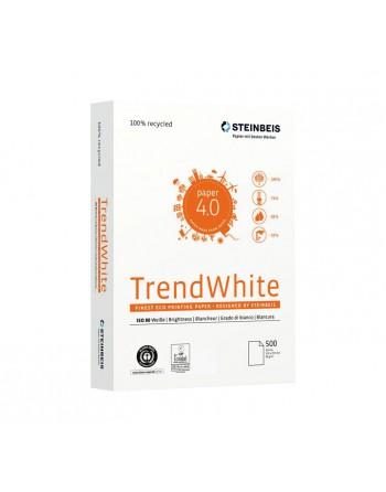 STEINBEIS 5 PAQUETE DE 500H PAPEL TRENDWHITE A4 80GR - 144073