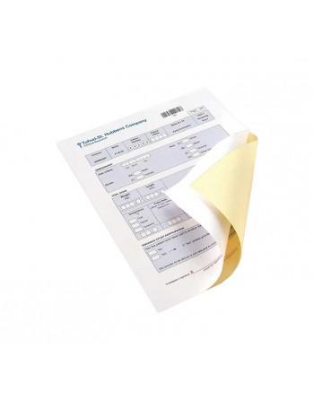 XEROX DE 5 PAQUETE 500 HOJAS PAPEL AUTOCOPIATIVO BLANCO-AMARILLO A4 80GR - 003R99105