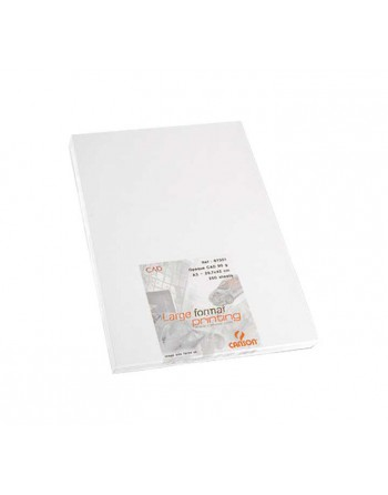 CANSON 125 HOJAS PAPEL PLOTTER CAD OPACO 90GR A1 - C200061144