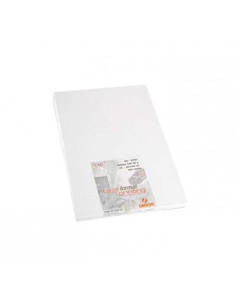 CANSON 250 HOJAS PAPEL PLOTTER CAD OPACO 90GR A3 - C200067301