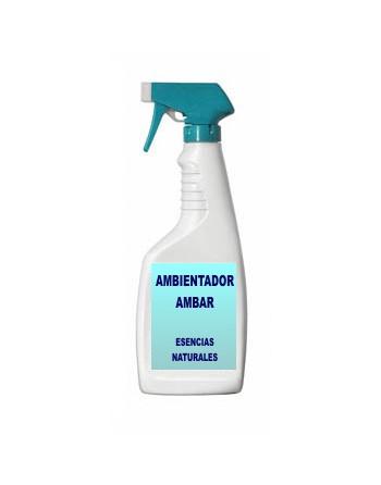 U.QUI AMBIENTADOR AMBISOL NATURAL AROMALOCALES AMPLIOS 750 ML -