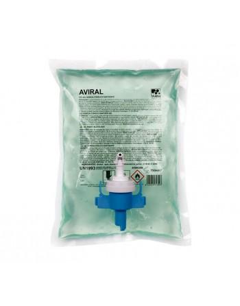 MULTIMARCA RECAMBIO GEL HIDROALCOHÓLICO 750 ML AVIRAL BAG 1299