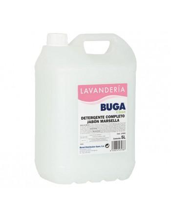 BUGA DETERGENTE LÍQUIDA MARSELLA PARA ROPA 4L - 17693