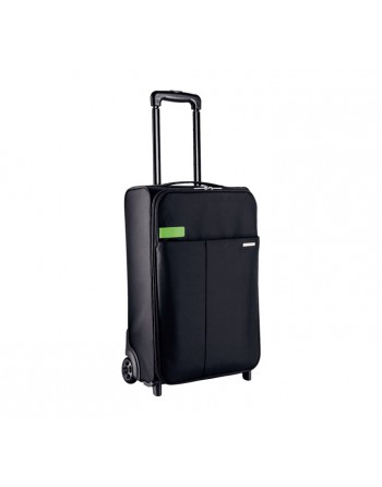 LEITZ MALETA TROLEY SMART TRAVELLER 35X55X20 NEGRO - 62100095