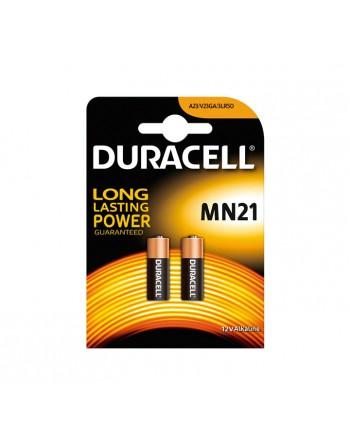 DURACELL BLISTER 2 PILA MANDO A23 12V MN21 - A23 / K23A / 23AE / LRV08 / MN21