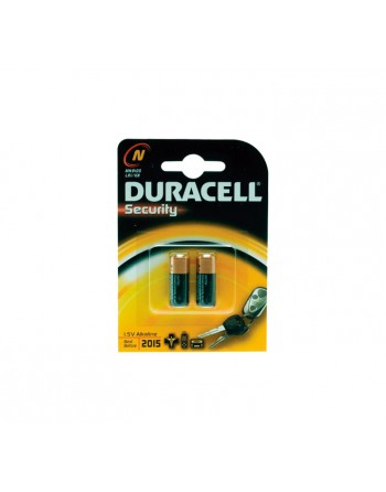 DURACELL BLISTER 2 PILAS MN9100 N 1.5V LR1 - MN9100 / LR1 / KN / N