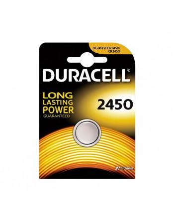 DURACELL BLISTER 1 PILA BOTON CR2450 3V - 346010