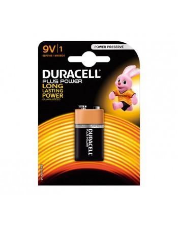 DURACELL BLISTER 1 PILA PLUS 9V LR61 MN1604 - 0394019256