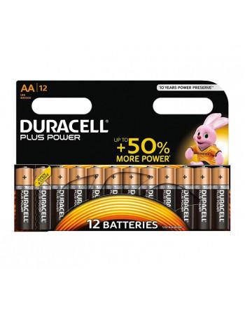 DURACELL P.12 PILAS AA ALCALINA PLUS - 75052883